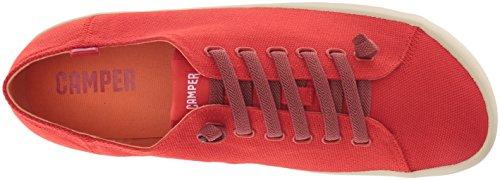 Camper Vulcanizado Peu Zapatillas Hombre Sneakers Rambla Rojo 6qS67wA