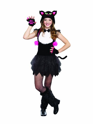 SugarSugar Bad Kitty Costume, (Bad Kitty Costumes)