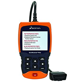 Image of Actron CP9680 AutoScanner Plus OBD II Scan Tool for All 1996 and Newer and Select 1994-95 vehicles - Includes ABS and Airbag Features for Select Applications Code Readers & Scan Tools