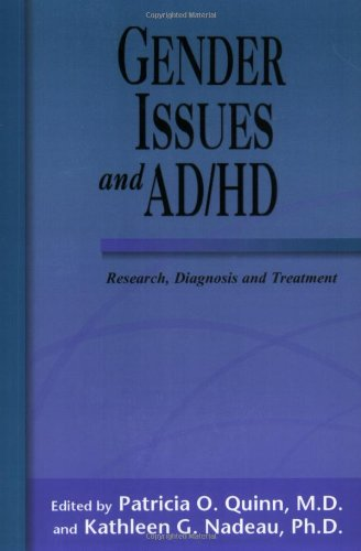 Read Online Gender Issues and AD/HD: Research, Diagnosis and Treatment pdf