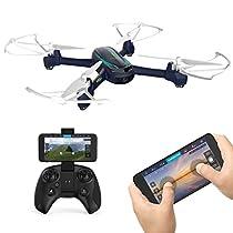 Hubsan H216A X4 Droni GPS 1080P HD Telecamera FPV WiFi Quadricottero App Controllo con Trasmettitore