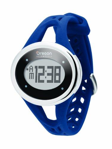 Montre Cardiofréquencemètre Ecran tactile Bleue - SE336M - Oregon Scientific