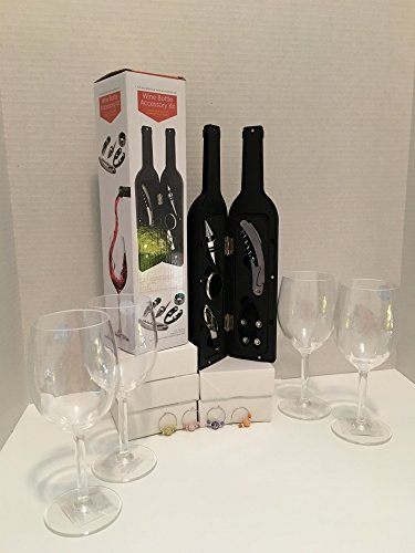 Premium Accessory Bottle Glasses Identifiers