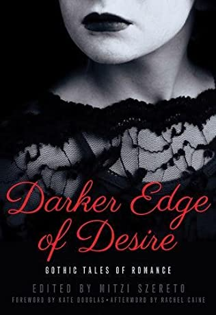 book cover of Darker Edge of Desire