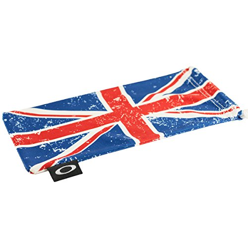 Oakley Microbag UK Flag Sunglass Accessories - Assorted/One Size by Oakley