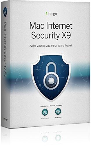 Mac Internet Security X9 - Box - 1 Mac - 1 Jahr Laufzeit