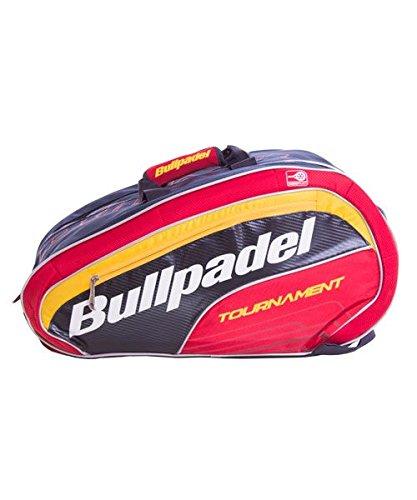 Bull padel BPP17002 ESP, Bolsa de tela y de playa para Hombre, (Azul), 24x15x24 cm (W x H x L)