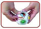Duncan Color Shift Puzzle Ball - 12 Holes, 11