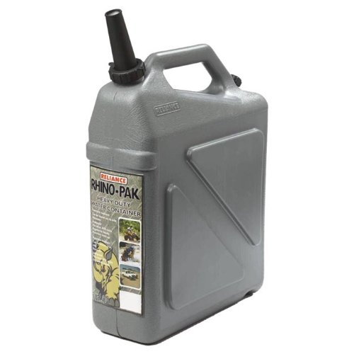 Reliance Rhino Pak 5.5 Gallon Water Storage Container
