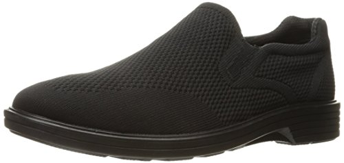 Mark Nason Los Angeles Heren Lassen Slip-on Loafer Zwart