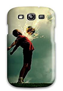 Premium Football Heavy-duty Protection Case For Galaxy S3