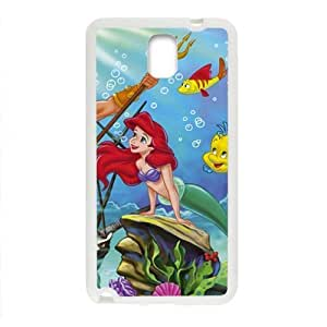 DAZHAHUI The little mermaid Case Cover For samsung galaxy Note3 Case hjbrhga1544