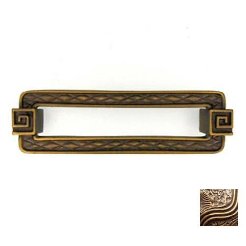 Anne at Home 7251-3 Argos 4 in. Center to Center Pull in Rubbed Bronze