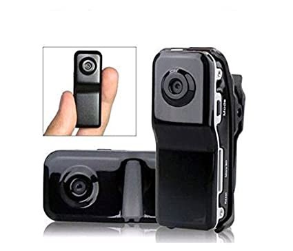 Electro-Weideworld - Mini DV DVR Cámara Deportiva Grabadora Videocámara Digital pulgar DV cámara oculta
