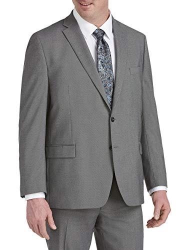 Michael Kors Stretch Birdseye Suit Jacket Grey ()