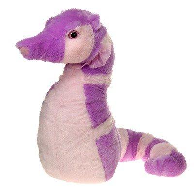 - Fiesta Toys Promo Animal Plush-19 Lavender Seahorse