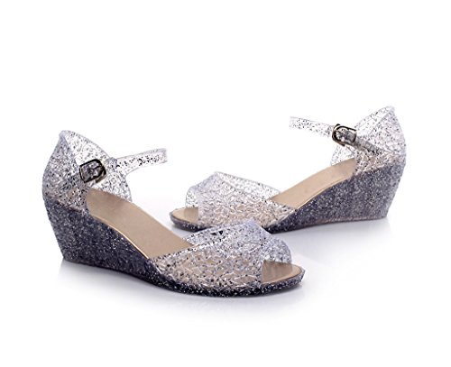 AMOMGard - Zapatos con tacón mujer blanco
