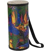 Remo EM51501 Kid's Percussion, Konga, 6 Diameter, 15 Height, Rain Forest Fabric