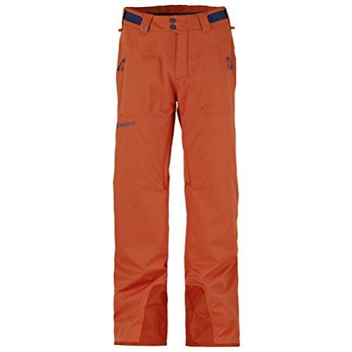 Scott Ultimate Dryo Mens Ski Pants - Medium/Burnt Orange