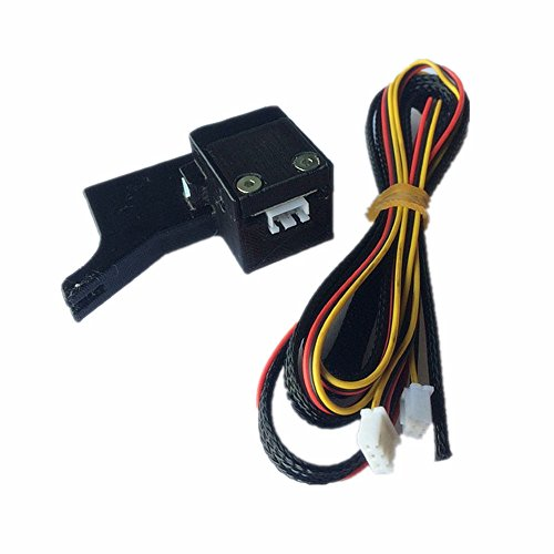 Luxnwatts Upgrade Creality CR-10S 3D Printer Accessory Filament Sensor Kit With Motor Wire 3D Printer Parts