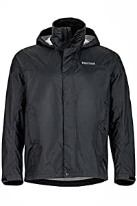 Marmot Men's Precip Jacket, Black, 3X-Large