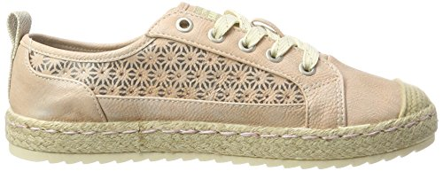 506 1245 506 202 Femme Rouge Mustang Lachs Espadrilles Bw4qvBE