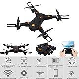 Kasien XS809mini Drone Quadcopter, VISUO XS809mini 2.4G HD WIFI Camera Altitude Hold Foldable RC Quadcopter Drone