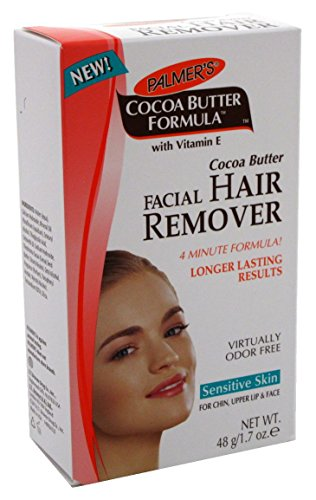 Palmers Cocoa Butter Hair Remover For Face 1.7oz (2 Pack)