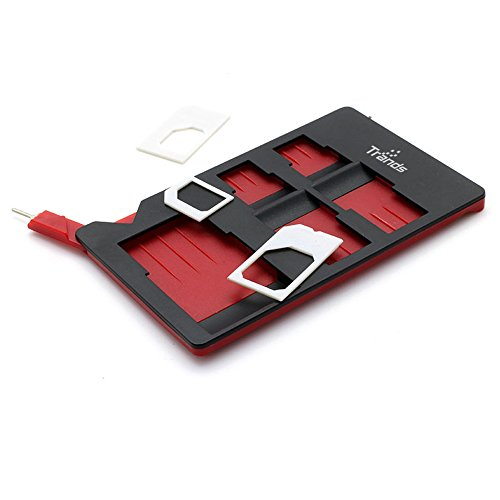 trands-sim-card-adapter-6-in-1-red