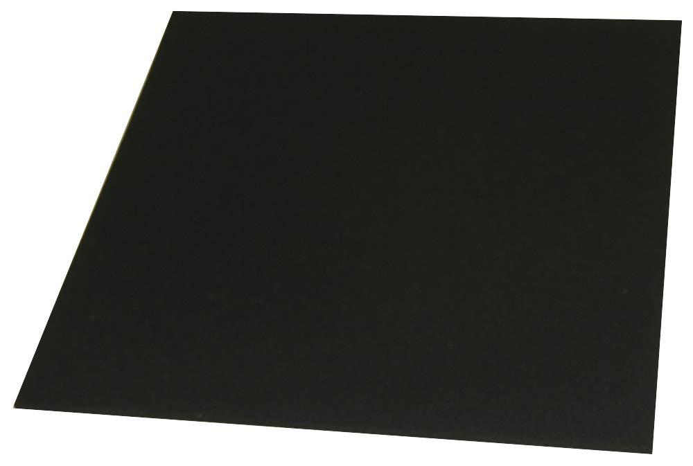 Multicomp 038-0016 305 x 305 x 6 mm Hoja de espuma conductora de alta resistencia