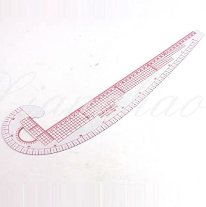 3 In 1 French Curve Sewing Pattern Ruler Measure Dressmaking Tailor Support Tool