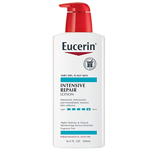 - Eucerin Intensive Repair Enriched Lotion 16.90 oz