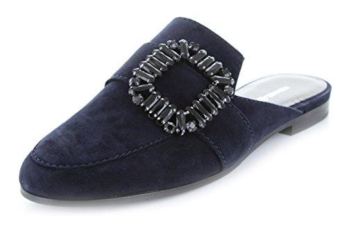 Azul Manufaktur Bailarinas Azul Mujer Kennel Ocean de und Schmenger Piel para fqnFRzEx