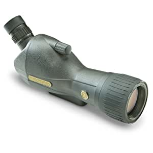 Leupold SX-1 Ventana Angled Spotting Scope, Black, 15-45 x 60mm
