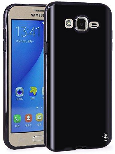 Galaxy On5 Case, LK Ultra [Slim Thin] Scratch Resistant TPU Gel Rubber Soft Skin Silicone Protective Case Cover for Samsung Galaxy On5 - Case Rubber Skin