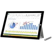 Microsoft Surface Pro 3 Tablet (12-Inch, 64 GB, Intel Core i3, Windows 10) (Certified Refurbished)