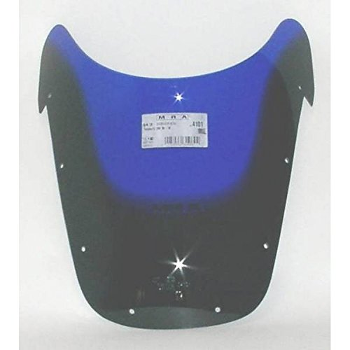 Mra Windshield Spoilerscreen (MRA SpoilerScreen Windshield for Yamaha FJ1200, '88-'90 (BLUE))