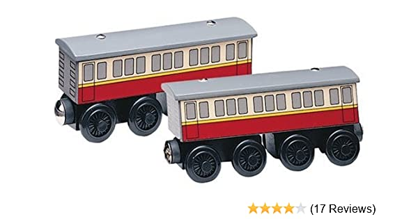 Learning Curve Thomas And Friends Wooden Railway Express Coaches