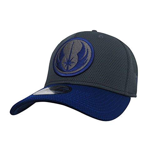 Star Wars Jedi Symbol Grey 39Thirty Cap- Medium/Large ()