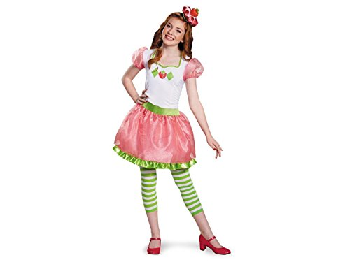 Strawberry Shortcake Tween Costume, X-Large (14-16)]()