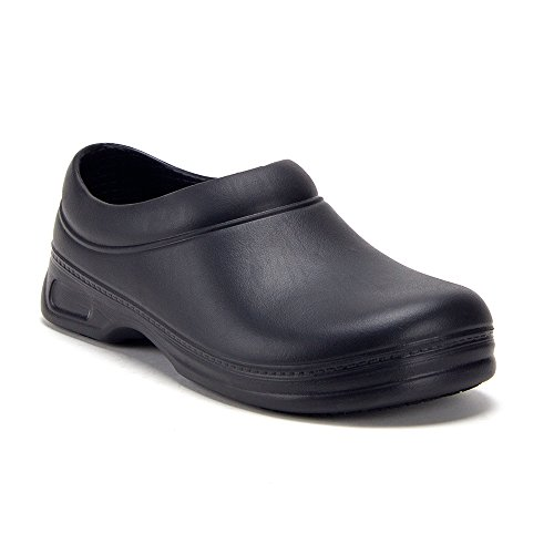 J'aime Aldo Men's Gofa-1 Health Care Food Service Clogs Shoes, Black, 11 by J'aime Aldo