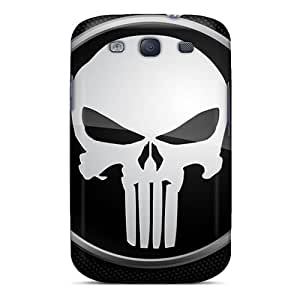 Premium Punisher Heavy-duty Protection Case For Galaxy S3