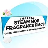 IMPRESA 15 Pack Replacement Steam Mop Scent Discs
