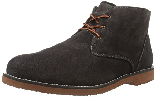 Nunn Bush Men's Woodbury Boot - Brown Suede - 11.5 D(M) US