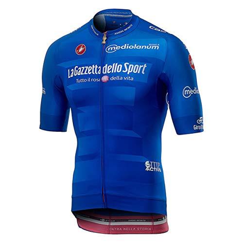 Castelli #Giro102 Azzurro Race Jersey - Men's Azzurro, L