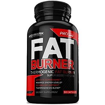 Amazon.com: HighMark Nutrition Thermogenic Fat Burner