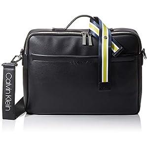Calvin Klein Men's Flex Top Handle Laptop Bag Shoulder Bag