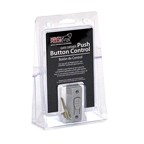 Push Button Control Fm132 For Mighty Mule Automatic Gate