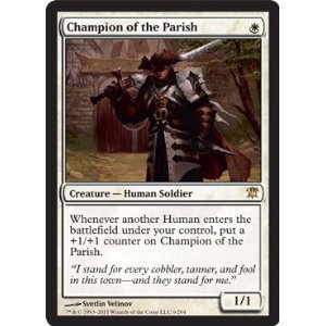 Magic: the Gathering - Champion of the Parish - Innistrad by ...