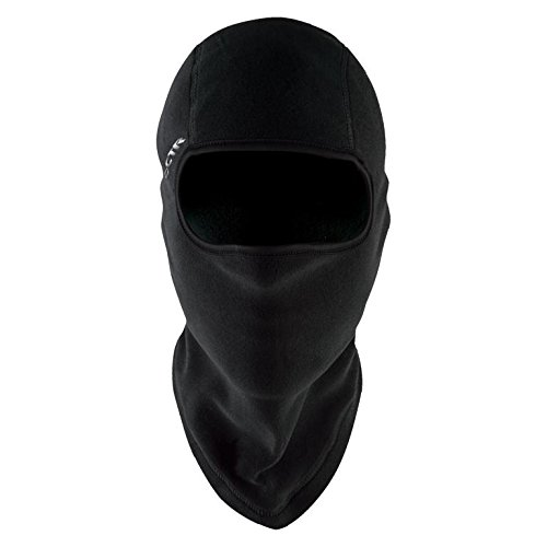 Chaos -CTR Chinook Micro Fleece Balaclava, Black, Small/Medium
